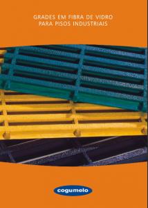 Grades em fibra de vidro