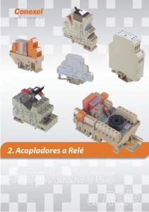 Acopladores a Relé