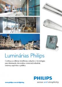 Luminárias Philips