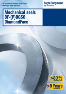 Mechanical seals DF-(P)DGS6 DiamondFace