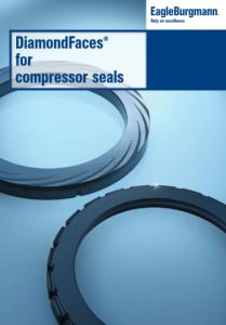 DiamondFaces® for compressor seals